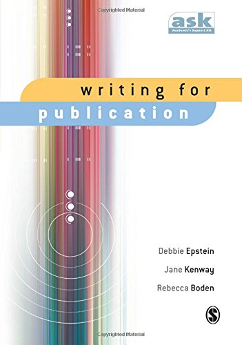 Writing for Publication (The Academic?s Support Kit)