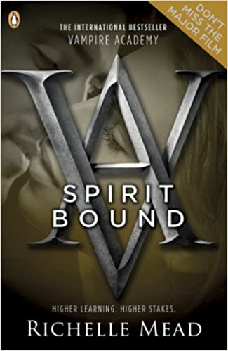Vampire Academy Spirit Bound Audiobook