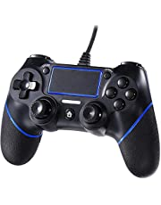Cypin PS4 Controller for Playstation 4, Wireless Bluetooth Gamepad DualShock 4 Controller for Playstation 4 Touch Panel Joypad with Dual Vibration Game Remote