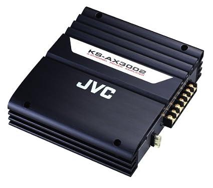 Amazon.com: JVC ks-ax3002 Compact 2 canales Amplificador de ...