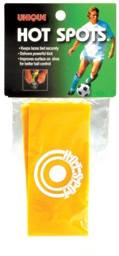 Unique Sports Soccer Hot Spots Shoe Lace Cover, (Lace Soccer Shoes)