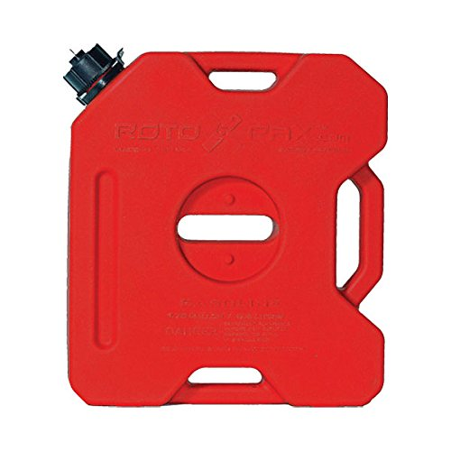 RotopaX RX-1.75G Gasoline Pack - 1.75 Gallon Capacity by RotopaX