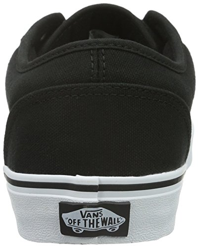 Blanco Negro Vans Low Unisex Canvas Adults Top Canvas Sneakers 'Atwood wqRawxz1