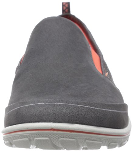 Ecco Arizona Damen Slipper Grau (darkshadow / Coral 58925)