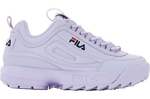 Chaussures Low W Fila Disruptor Violet wXaq64S4tx