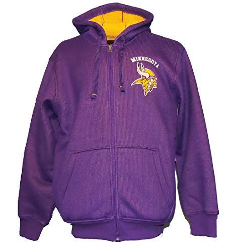 G-III Sports Minnesota Vikings Audible Full-Zip Men's Jacket -