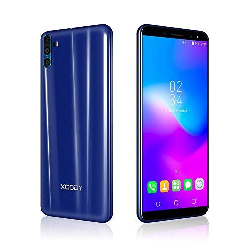 Xgody 6 Inch Android 7.0 Unlocked Smartphone Dual Sim HD (18:9) Screen 16GB+1GB Celulares Desbloqueados 2G/3G Network for ()