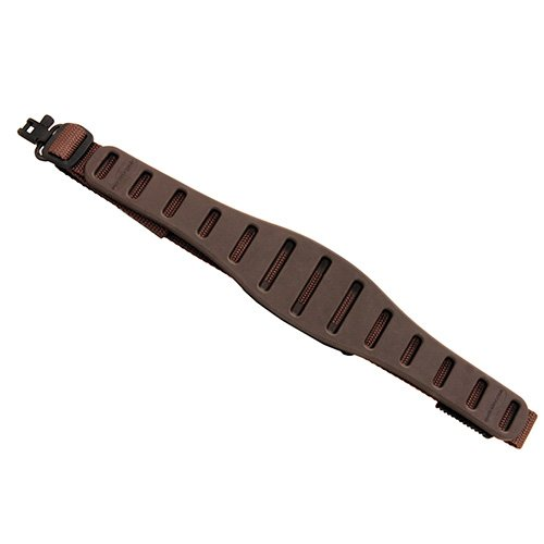 Blackpowder Products Inc. Quake 53006-0 Claw Contour Rifle Sling, Brown