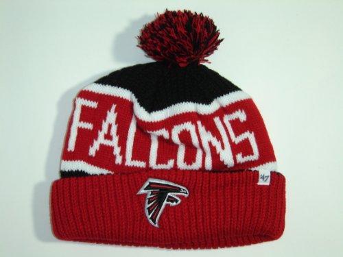 47 Brand NFL Atlanta Falcons Knit Pom Beanie Hat