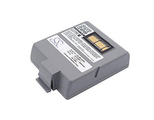 Printer Battery for Zebra QL420, QL420 Plus, QL420+ 3800mAh / 28.12Wh 7.4 Li-ion 1 Year Warranty (Zebra Ql420 Battery)