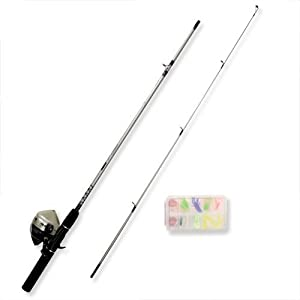 Zebco Fishing 404 Spincast Combo from Zebco