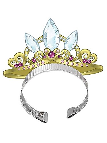 KidsPartyWorld.com Hallmark Party Supply - Disney Princess Tangled - 4/Pkg - Sparkle Party Tiaras. for $<!--$2.89-->