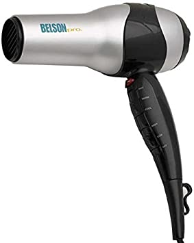 Belson BP3200 Products Turbo Pro Hair Dryer, 4.4 Pound