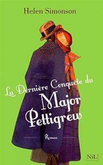 La dernière conquête du major Pettigrew par Simonson