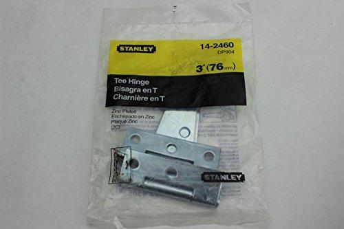 Light Duty T Hinge (Stanley Hardware 3-Inch Light Duty T-Hinge, 2-Pack #142460)