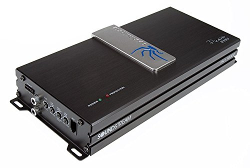 Soundstream PN1.1000D 1000W Monoblock Picasso Nano Series Class D Amplifier