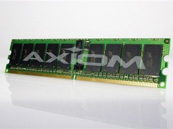 Axiom 41Y2723-AX AX - DDR2 - 8 GB : 2 x 4 GB - DIMM 240-pin - 533 MHz / PC2-4200 - CL4 - registered - ECC Chipkill - for IBM BladeCenter JS21 6779, 6780, Lenovo BladeCenter JS21