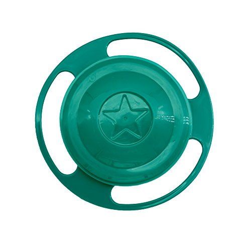 41VuF1iQBFL - Ztl Baby Gyro Bowl 360 Dgree Rotation Spill Resistant Gyroscopic Bowl with Lid Toy Tableware for Kids Toddlers