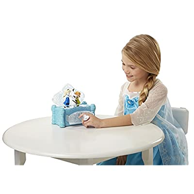 Disney Frozen Do You Want to Build a Snowman Jewelry Box Toy: Toys & Games