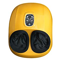 Osaki Os-k818 Portable Foot Massager Yellow