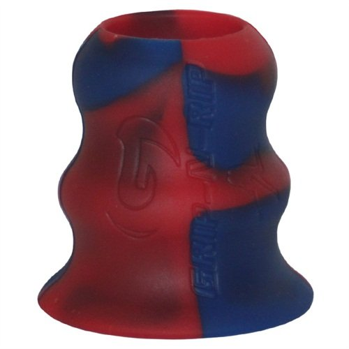 Grip-N-Rip Grip N Rip Bat Taper - Blue/Red, black/Red by Grip-N-Rip