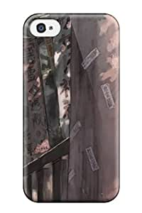 New Style Top Quality Rugged Katana Case Cover For Iphone 4/4s 1289710K30858309
