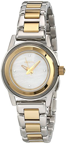 Breil Milano Women's TW1089 Orchestra Analog Display Japanese Quartz Gold Watch