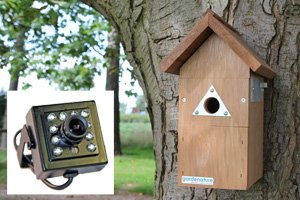 Nest Box Kamera System Ultra Hi Res 700TVL