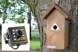 Nest Box Kamera System Ultra Hi Res 700TVL