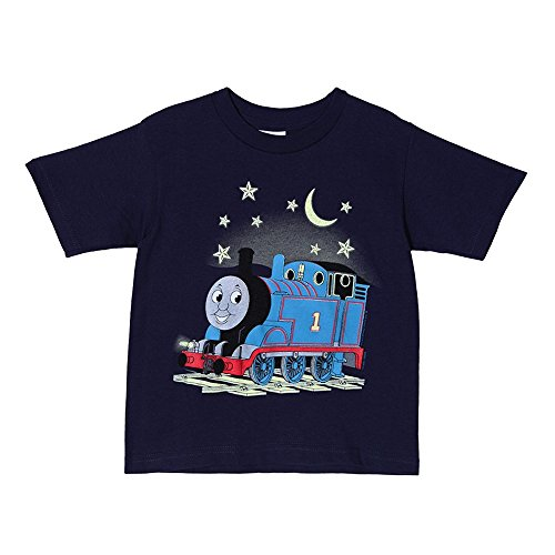 (Thomas the Tank Engine Glow in the Dark T-shirt (7),)