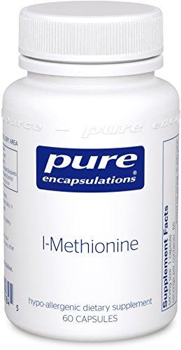 Pure Encapsulations l Methionine Hypoallergenic Supplement