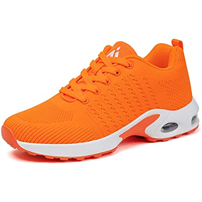 Mishansha Women's Running Walking Shoes Breathable Air Cushion Sneakers