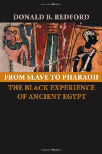 From Slave to Pharaoh: The Black Experience of Ancient Egypt by Donald B. Redford (2006-09-06) pdf epub