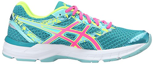 4 Asics safety Scarpe Lapis Da hot excite Pink Yellow Corsa Gel Donna UwqxRf