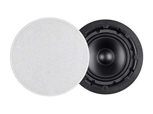(Monoprice in-Wall Speaker - 10 Inch Passive Subwoofer, 200 Watts Maximum (Single) - Aria Series )