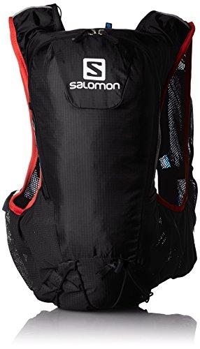 Salomon Skin Pro l37996800Hydration Bag Black/Bright Red
