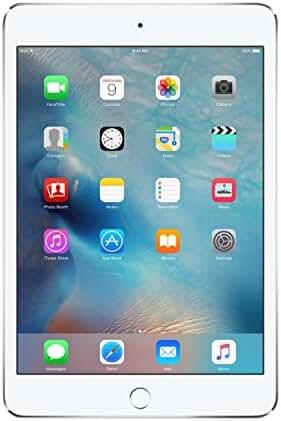 Apple iPad mini 4 (16GB, Wi-Fi, Silver)