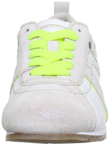 260 20 Grigio Neon Quartz Scarpe stringate Grau 23603 basse donna 8 Jana 8 Fashion 6PR7OO