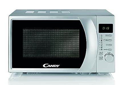 Candy CMG2071DS Piano di lavoro 20L 700W Argento forno a microonde ...