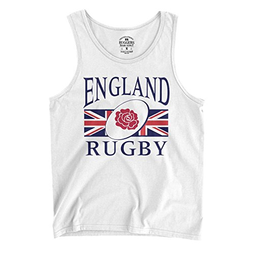 England Rugby Tank Top
