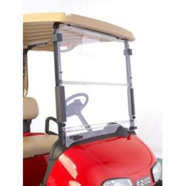 Performance Plus Carts Clear Impact Resistant 70/30 EZGO RXV Golf Cart Windshield (Performance Parts For Ez Go Golf Cart)