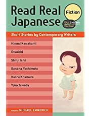 Read Real Japanese Fiction: Short Stories by Contemporary Writers (Free Audio Download)