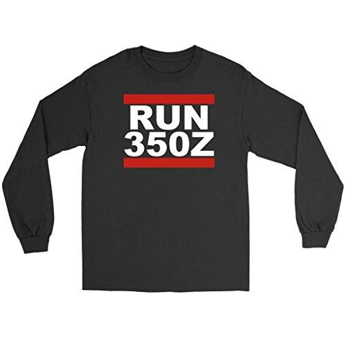 RUN 350Z Nissan 350Z Fairlady JDM Tuner Long Sleeve Shirt