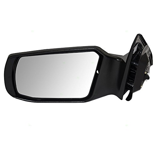 - Power Side View Mirror Smooth Driver Replacement for 07-12 Nissan Altima Sedan 96302JA04A