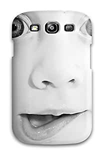 Mary P. Sanders's Shop New Style New Diy Design Cute Baby Milky White Hd For Galaxy S3 Cases Comfortable For Lovers And Friends For Christmas Gifts 6002605K63588343