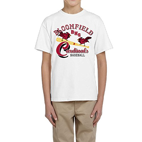 [T Shirts With Funny Sayings Bloomfield Baseball Boy H-Q T Shirt] (Mvp Baseball Xbox 360)