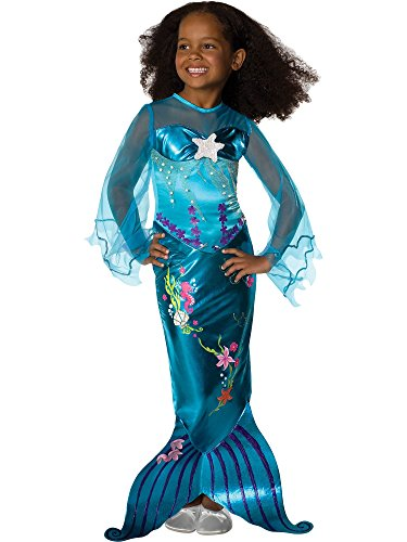 Magical Mermaid Costume For Kids