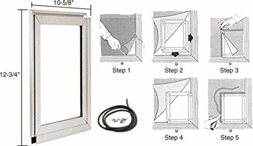 CRL Small Pet Door Adaptor