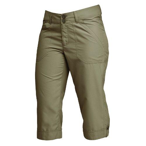 Merrell Nyla Capri - Gorra para mujer, color gris, talla S gris (Brown)