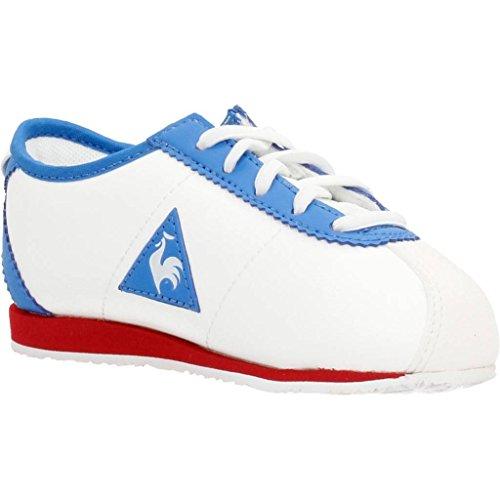 Le Coq Sportif Zapatillas Para NIÏ¿½o, Color Blanco, Marca, Modelo Zapatillas Para NIÏ¿½o Wendon Inf S Lea Blanco Blanco
